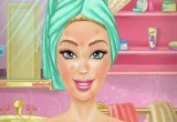 barbie real makeup games