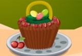 Cooking game Cake Cart