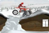 Games rider motorcycle winter