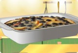 Pizza and peach flavor BlackBerry Games